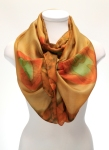 Silk Hand Painted Scarves