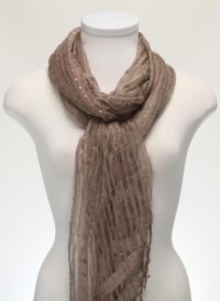 Cafe au Lait Light Weight Scarf