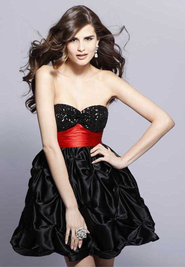 59055535300 Prom Dresses Trends 2011